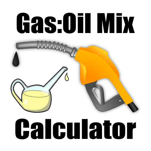 Gas Oil Mix Calculator v1.3.1